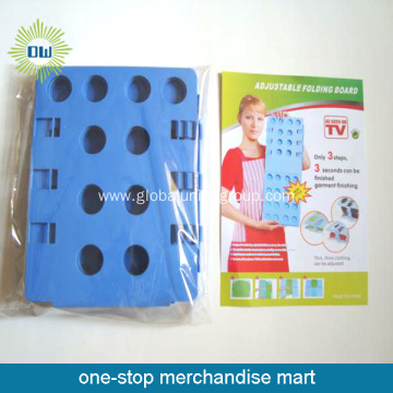 Good Quality Adult Cloth Folder Clothing Folding Board